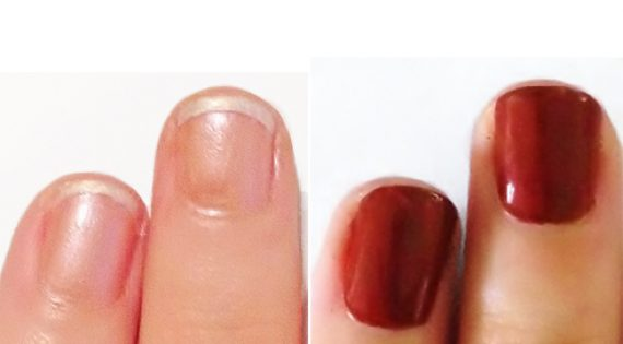 How to Make Natural Nail Polish Using Your Loose Mineral Eye Shadow & Blush