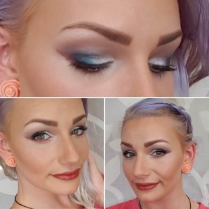 4th of July Makeup Looks!
