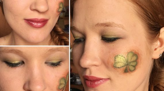 Natural St. Patrick's Day Makeup Looks