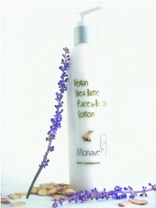 Vegan Shea Butter Hand, Face and Body Lotion