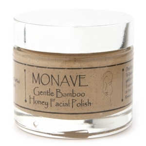 Gentle Bamboo Honey Facial Polish