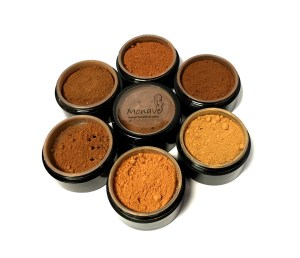 Loose Mineral Foundation Set