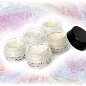 Whipped Mousse Rainbow Goddess Hilights