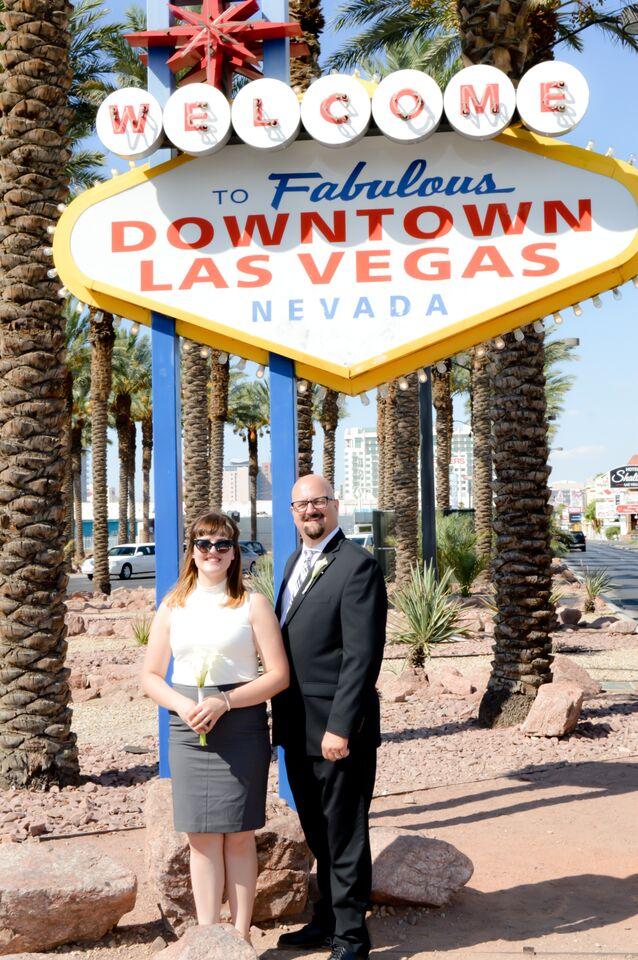 Las Vegas Wedding Packages Two