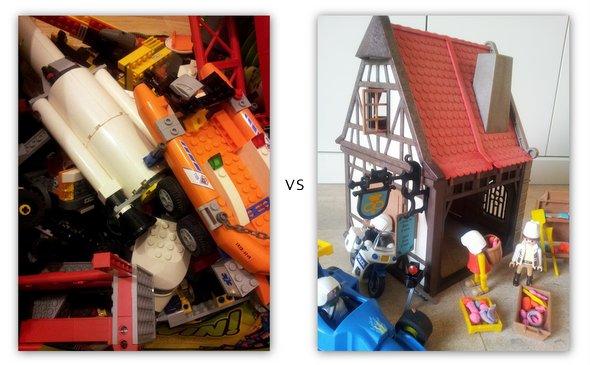 Vs LegoLe Maman MatchMon Blog Playmobil De Nvn0m8w