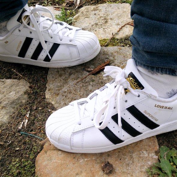 chaussures de sport 1789e 06034 Stan Smith ou Superstar ? | Mon blog de maman