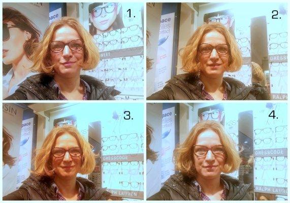 Help. Je ne sais pas choisir mes lunettes !