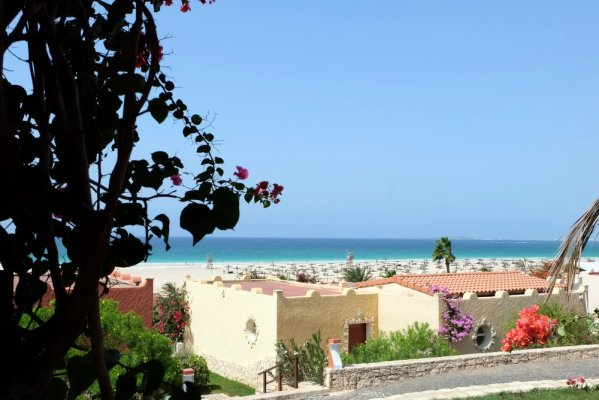 Deux jours au Cap Vert (Blogtrip express au club Jet Tours Royal Boa Vista)