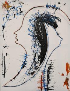 Gédéon Yayir kohen – Arts visuel – peinture