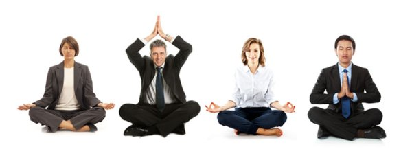 cohésion entreprise avec le yoga