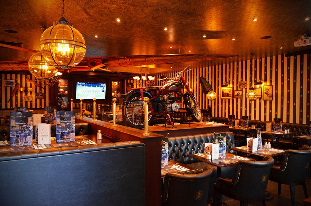 Au Bureau Pub Brasserie Lyon 9 Vaise MCALyon