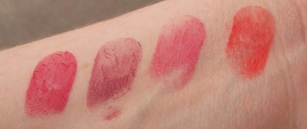 Clarins Rouges à lèvres été 2013 - 2