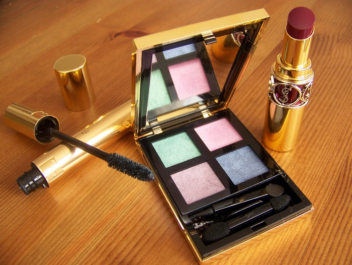collection make up été 2013 YSL 2