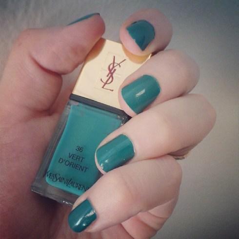 Vert d'Orient - Yves Saint Laurent