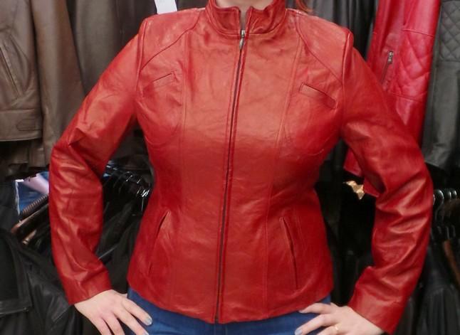 blouson fashion cuir 4