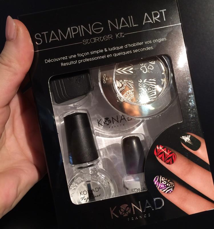 stamping kit par Konad