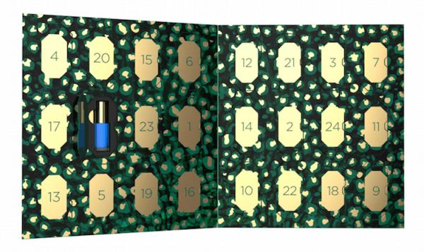 Calendrier de l'avent L'Oreal Paris 2015