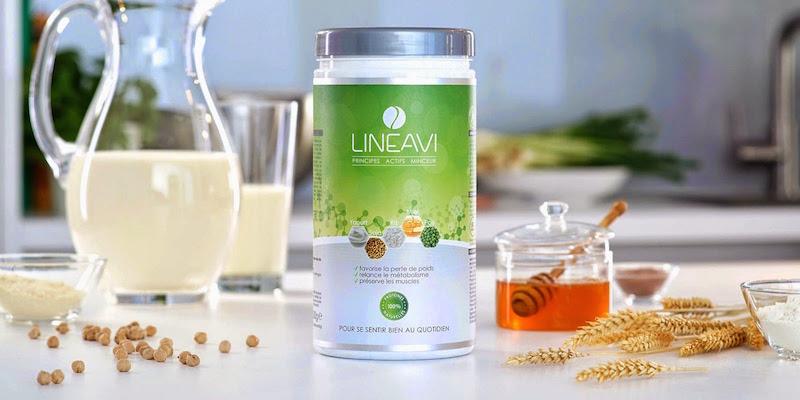 Methode minceur Lineavi , la poudre sans allergenes