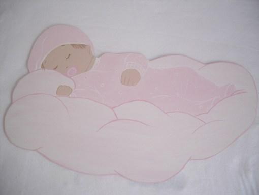 Bulutlar Üzerinde Uyuyan Prenses