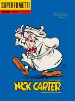 Copertina del n. 1 dell'iniziativa dedicata a Nick Carter