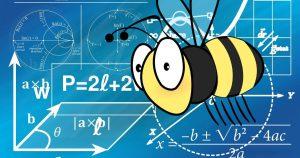 Les abeilles font des maths : 3 découvertes incroyables