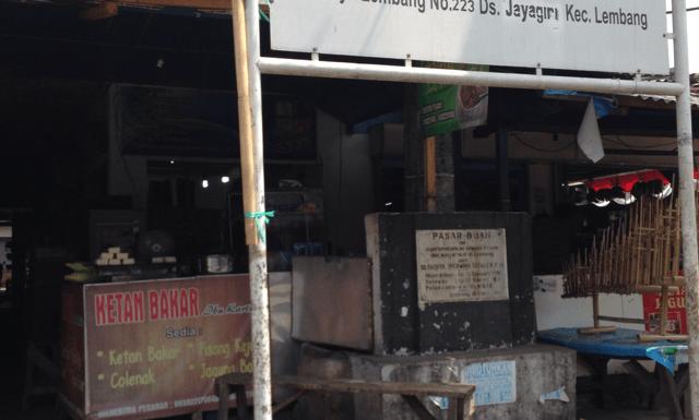Pasar Buah Lembang