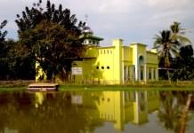 refleksi masjid kuning