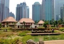 Hutan Kota Gelora Bung Karno