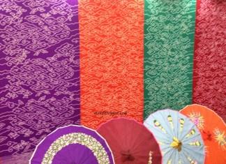 Batik Megamendung Cirebon