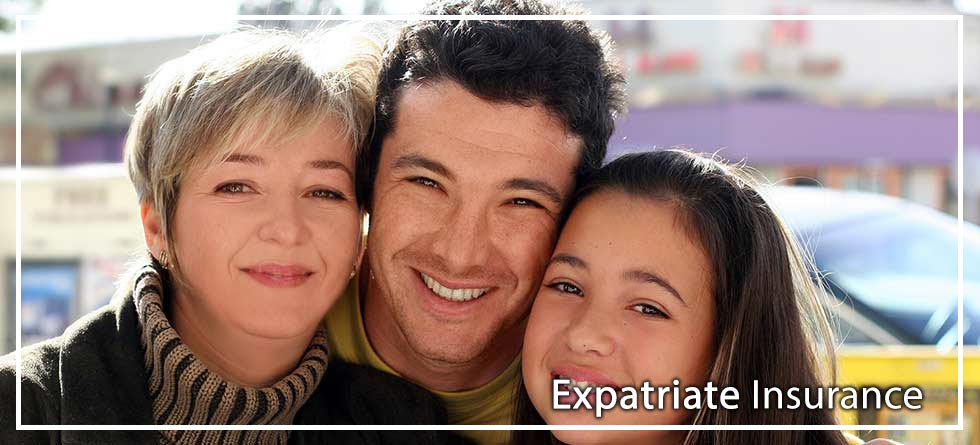 I live overseas as expat or individual