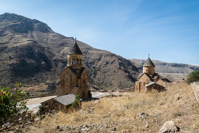 monasteries in armenia and georgia