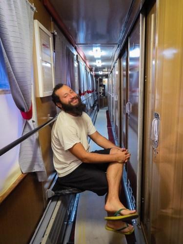Trans-Siberian: what to take