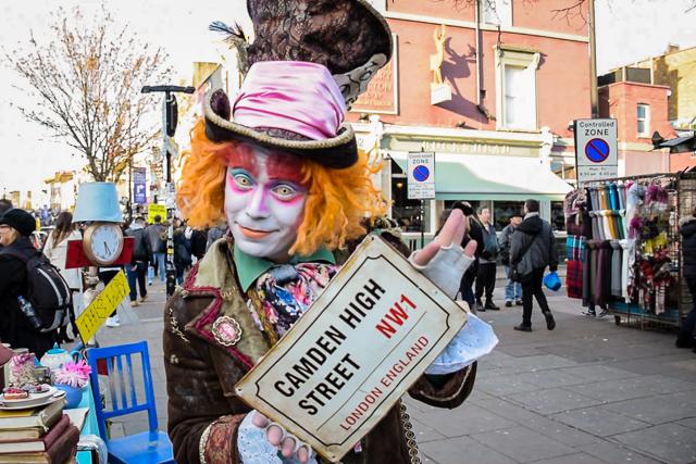 O que fazer em Londres, uma volta por Camden Town é imperdível