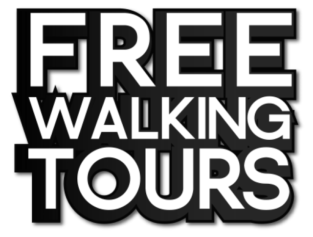 free walking tour logo