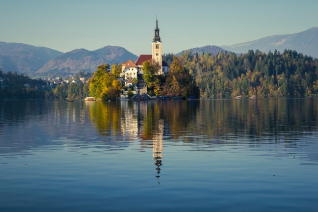 What to do in Slovenia: a visit to Lake Bled is a must