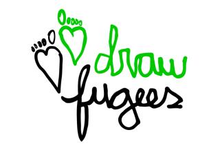 Drawfugees projeto de apoio a crianças refugiados na Europa