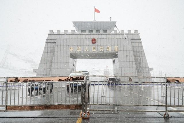 China-Pak Border