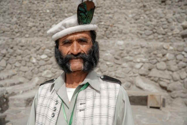 Hunza Valley people
