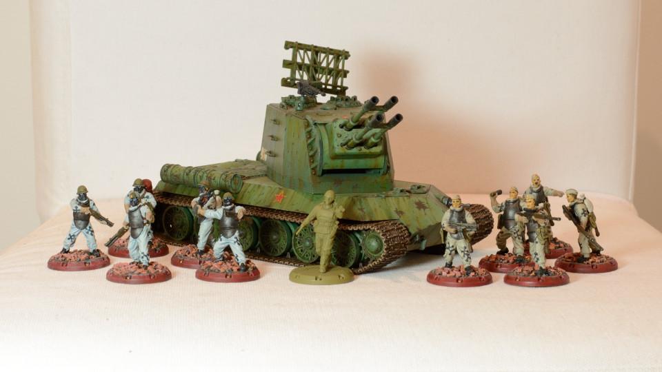New Dust Warfare Project 3