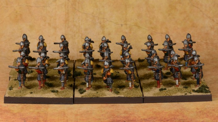 Hospitaller Sergeants  with Crossbow 5