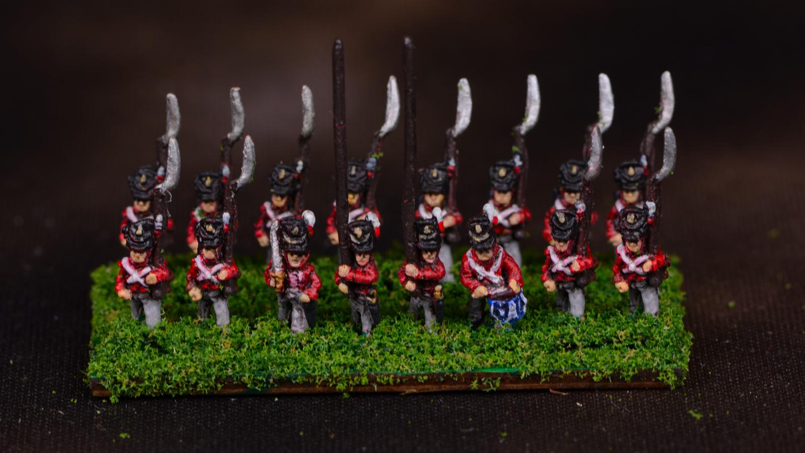 British Napoleonic Infantry 2