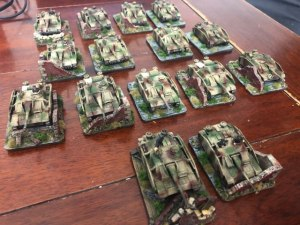 Flames of War StuGs - My first PSC Experience 14