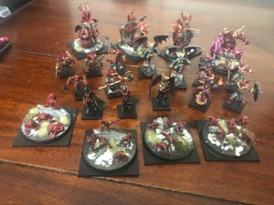 Abyss Warband finished - for now... 4