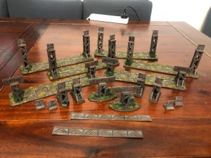 Painting Factory Seconds Gaslands Gates 1
