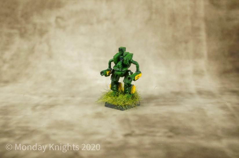 Clan Jade Falcon – Charlie Supernova Beak 2 3