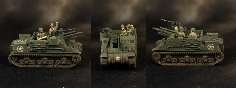 Flames of War US Armour - Infantry Crews 7