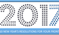 HAPPY NEW YEAR:  Top 10 New Years Resolutions for Creating an Effective Front Gate