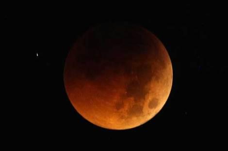 Penumberal lunar eclipse