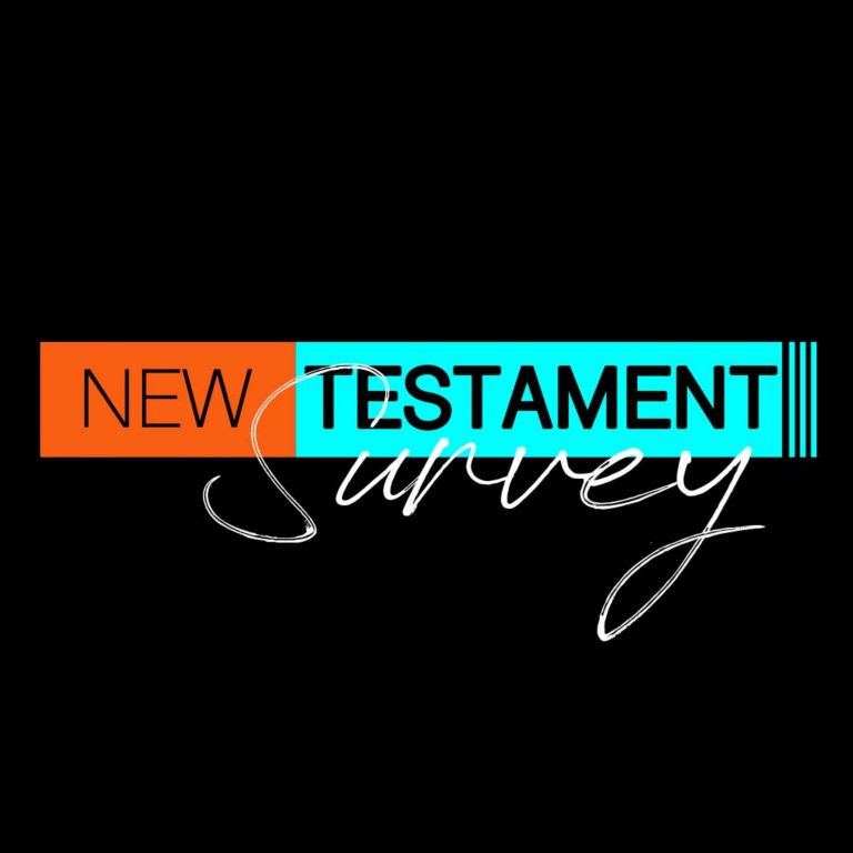 Survey of the New Testament | Class 8 | The Major Epistles