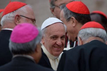 Pope Francis observes, judges, and acts. And begins establishing a parallel Curia